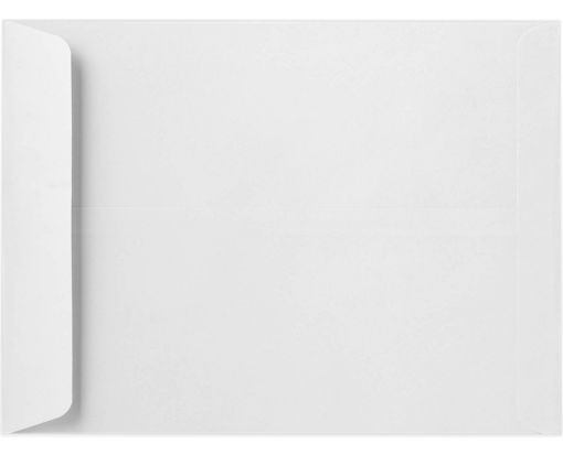 10 x 13 Open End Envelopes 24lb. Bright White