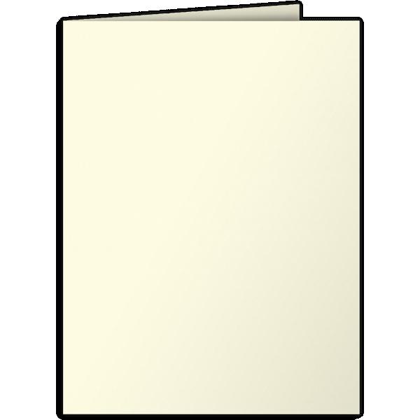 9 x 12 Presentation Folders Ecru Natural