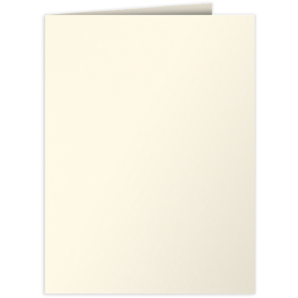 9 x 12 Presentation Folders Alabaster Natural