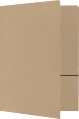 9 x 12 Presentation Folders Warm Oatmeal