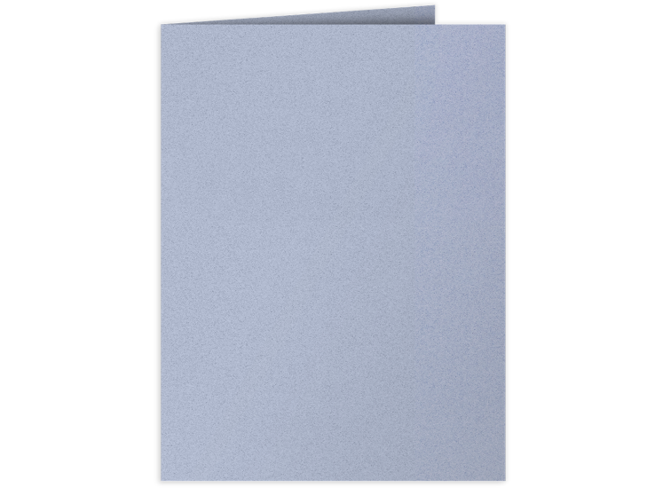 9 x 12 Presentation Folders Cornflower Blue