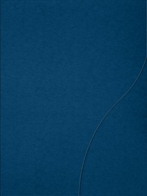 9 x 12 Presentation Folders Oxford Blue