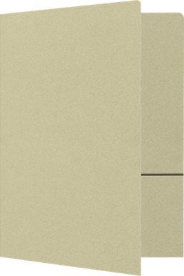9 x 12 Presentation Folders Sage Green