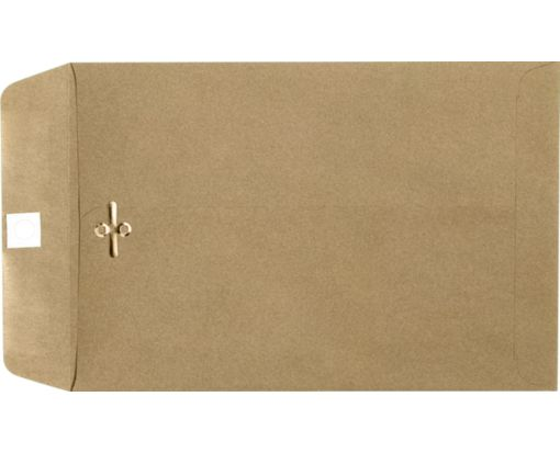 9 x 12 Clasp Envelopes Grocery Bag