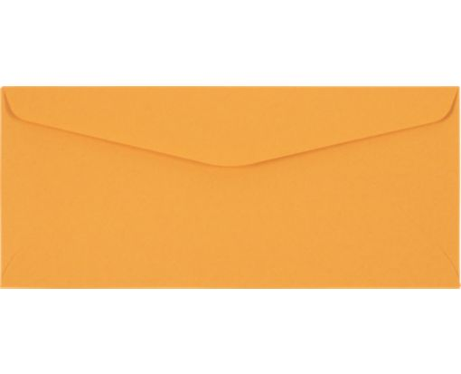 #10 Regular Envelopes (4 1/8 x 9 1/2) 24lb. Brown Kraft