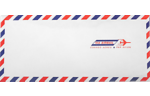 #10 Regular Envelopes Airmail