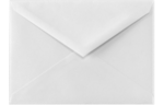 4 BAR Envelopes 70lb. Bright White