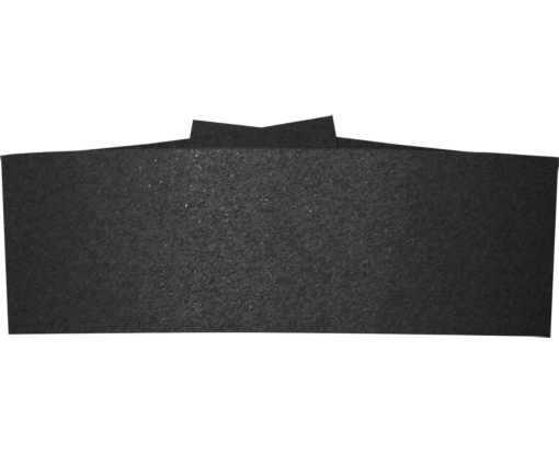 A7 Belly Band (5 1/4 x 1 7/8) Anthracite Metallic