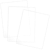 8 1/2 x 11 Acetate Sheets Clear