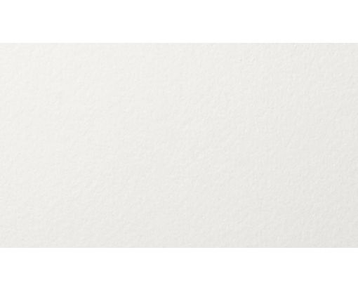 2 x 3 1/2 Flat Business Card - 118lb. Natural White - 100% Cotton Natural White - 100% Cotton