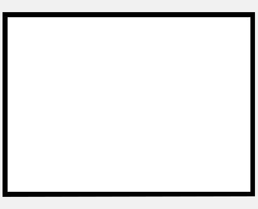 A7 border flat card 5 1 8 x 7