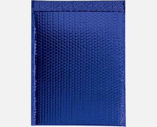 13 x 17 1/2 Glamour Bubble Mailers Blue