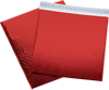 16 x 17 1/2 Glamour Bubble Mailers Red
