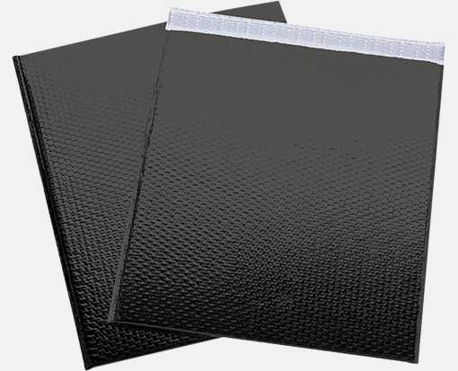 19 x 22 1/2 Glamour Bubble Mailers Black