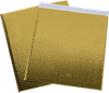 19 x 22 1/2 Glamour Bubble Mailers Gold