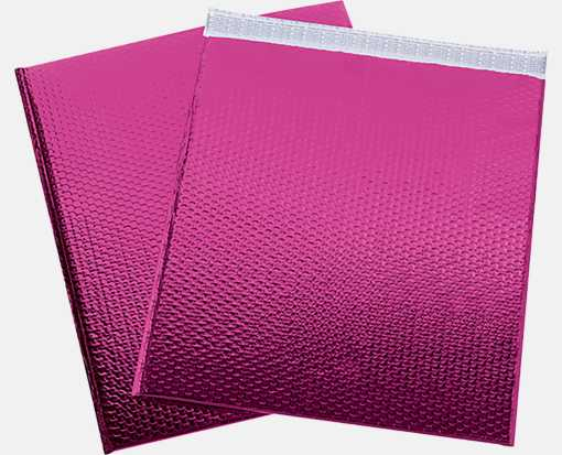 19 x 22 1/2 Glamour Bubble Mailers Pink