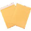 #7 Bubble Mailers w/ Tear Strip Brown Kraft