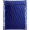 9 x 11 1/2 Glamour Bubble Mailers Blue