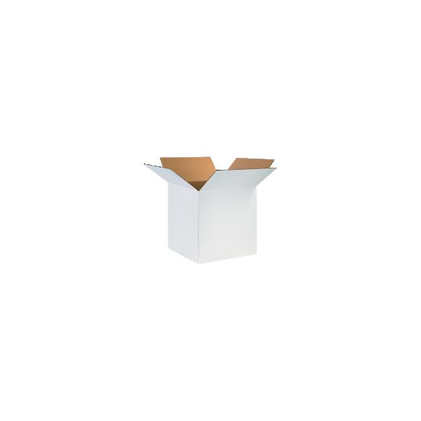Corrugated Box - 24 x 24 x 24  White