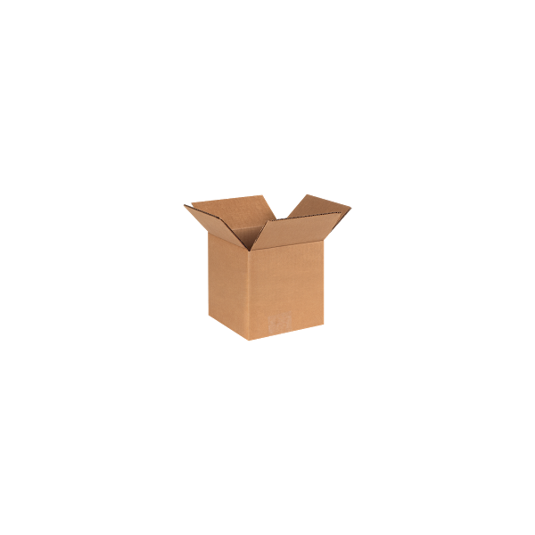 Corrugated Boxes - 6 x 6 x 6  Kraft