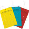 10 x 13 Inter-Department Envelopes Holiday Red