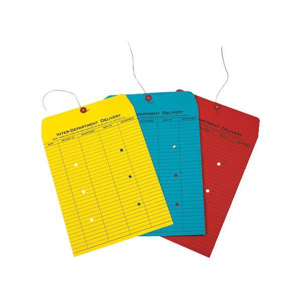 10 x 13 Inter-Department Envelopes Pool