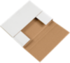 Easy-Fold Mailers - 10 1/4 x 8 1/4 x 1 1/4 White