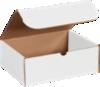 Literature Mailers - 11 1/8 x 8 3/4 x 4  White