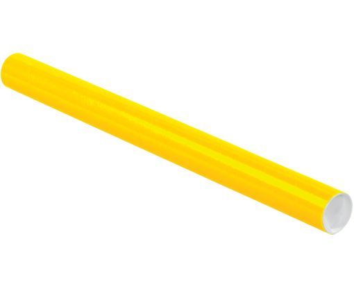 2 x 24 Mailing Tubes Sunflower
