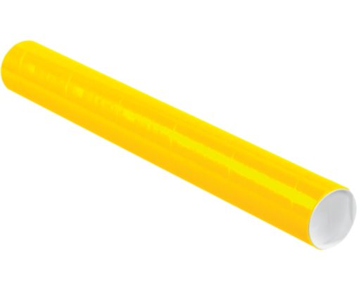 3 x 36 Mailing Tubes Sunflower