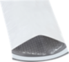 8 1/2 x 12 Bubble Lined Poly Mailer White