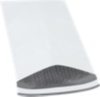 8 1/2 x 14 1/2 Bubble Lined Poly Mailer White