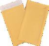 #000 4 x 8 Self-Seal Bubble Mailer w/Tear Strip Brown Kraft - Tear Strip