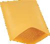 #2 8 1/2 x 12 Heat-Seal Bubble Mailer Brown Kraft - Heat Seal