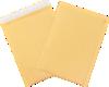 #2 8 1/2 x 12 Self-Seal Bubble Mailer w/Tear Strip Brown Kraft - Tear Strip