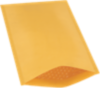 #3 8 1/2 x 14 1/2 Heat-Seal Bubble Mailer Brown Kraft - Heat Seal
