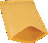#6 12 1/2 x 19 Heat-Seal Bubble Mailer Brown Kraft - Heat Seal