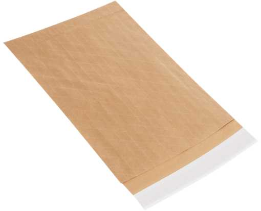 #5 10 1/2 x 16 Self-Seal Nylon Reinforced Mailer Brown