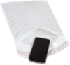 8 1/2 x 12 Jiffy Tuffgard Extreme Bubble Lined Poly Mailer White