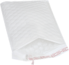 9 1/2 x 14 1/2 Jiffy Tuffgard Extreme Bubble Lined Poly Mailer White