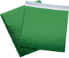 16 x 17 1/2 Glamour Bubble Mailer Green