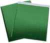 19 x 22 1/2 Glamour Bubble Mailer Green