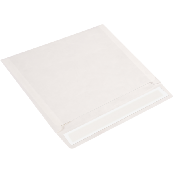 10 x 13 Flat Booklet Tyvek 14lb. Envelope - White White