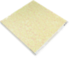 12 1/8 x 1 x 12 5/8 Crystal Clear Box (Pack of 25) Clear