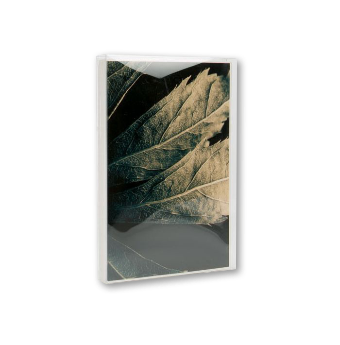 4 1/8 x 5/8 x 6 1/8 Crystal Clear Box - Clear (Pack of 25) Clear
