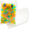 4 x 1 1/8 x 6 Pillow Box (Pack of 25) Clear