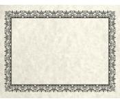 8 1/2 x 11 Certificates - Blank