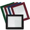 10 x 11 3/4 Certificate Frame w/ Easel Green