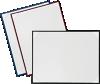 8 1/2 x 11 Certificate Board Black Texture