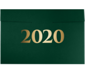 6 1/2 x 9 1/2 2020 Certificate Holders